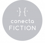 logoCONECTA_FICTION gris claro